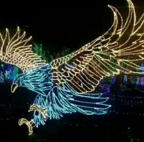 泰安节日灯亮化工程